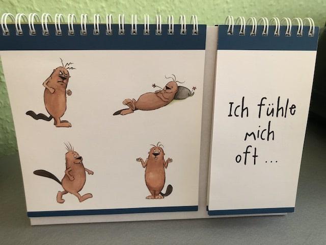 Kalender im Sprechzimmer